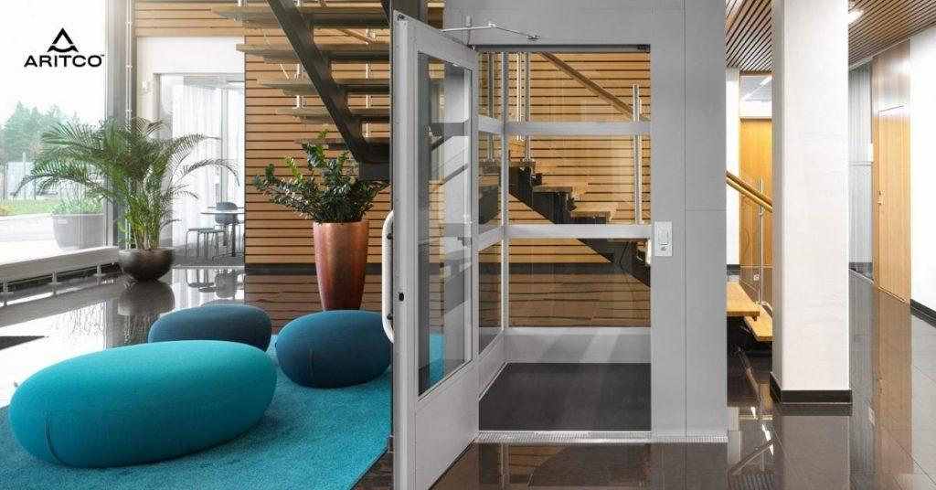 pengukuran-pasang-lift-mini-untuk-rumah-Aritco